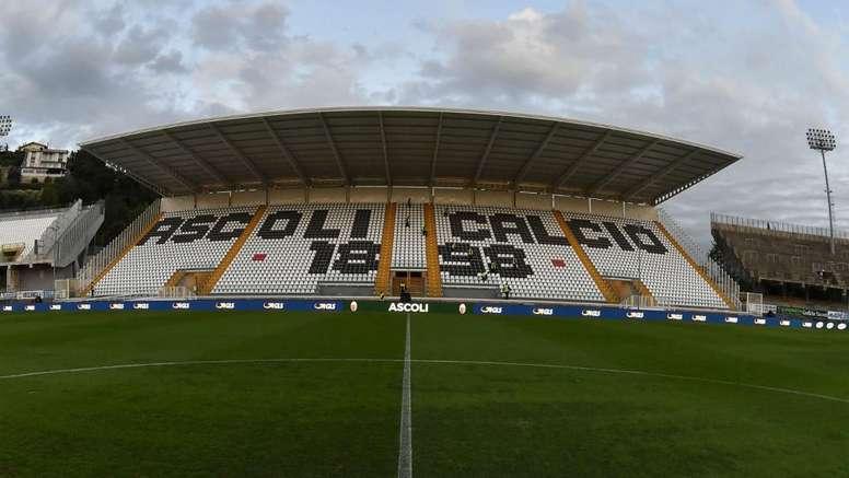 Kapasitas Stadion Milik Klub Ascoli Calcio Serie B